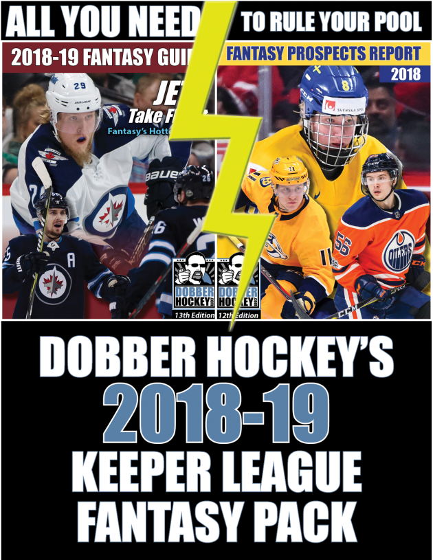 keeper pack 18 cover