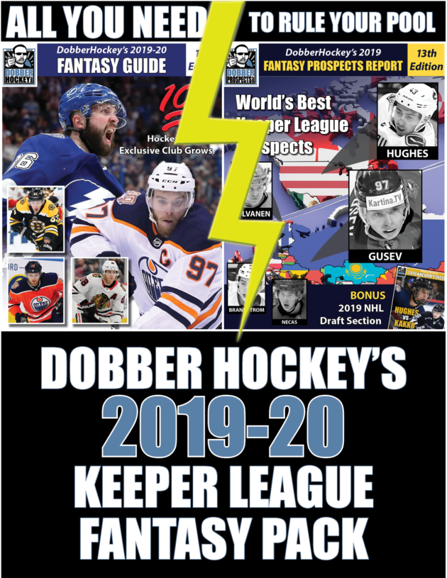 keeper pack 19 cover